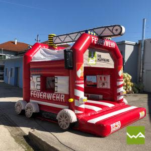 Feuerwehr Hüpfburg 5